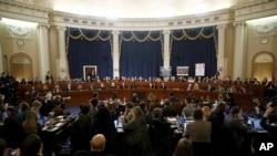 美眾院司法委員會投票通過針對總統特朗普的彈劾條款