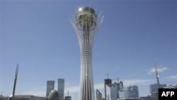 Cтолица Казахстана – Астана
