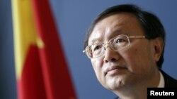 中國外長楊潔篪(資料圖片)