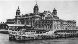 Ishulli Ellis, një relike e imigracionit amerikan