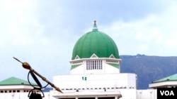 Ginin Majalisar Dokokin Najeriya a Abuja