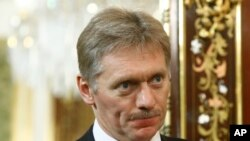 El portavoz de Vladimir Putin, Dmitry Peskov, negó cualquier rol de Rusia en el caso del envenenamiento en Gran Bretaña.
