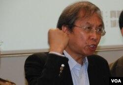 真普聯召集人鄭宇碩表示,挑釁行為是對民主派的隱性暴力