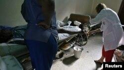 De los 4.000 casos de diarrea aguda en Cuba una pequeña parte sufrirían cólera, según el médico asesor de OPS en Cuba, Jorge Hadad.