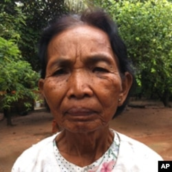 Im Chaem, a former Khmer Rouge commander who is among five suspects at the UN-backed Khmer Rouge tribunal, says she is innocent of charges levied against her.