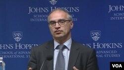 Goran Svilanović, predsednik Saveta za regionalnu saradnju u jugoistočnoj Evropi