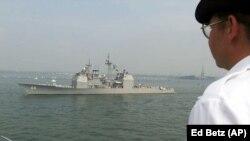 американський крейсер Hue City