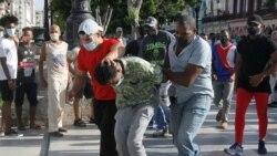 疫情惡化食品藥品短缺 古巴出現罕見的反政府抗議