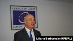 Avropa Şurasının insan hüquqları üzrə komissarı Nils Muyjnieks