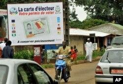 Guinée : Cellou Dalein Diallo et Alpha Condé s'entendent sur deuxième tour à Ouagadougou