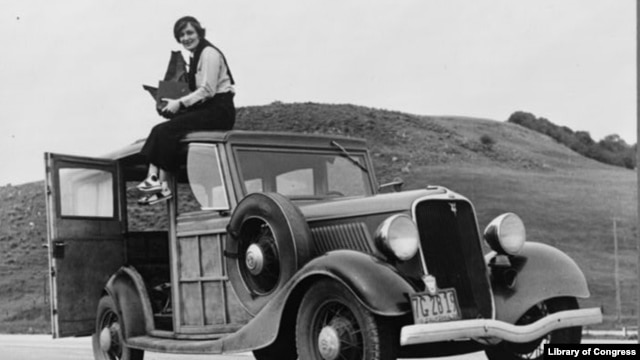 American Masters - Dorothea Lange, Grab a Hunk of Lightning: Friday, August 29 @ 8:00pm