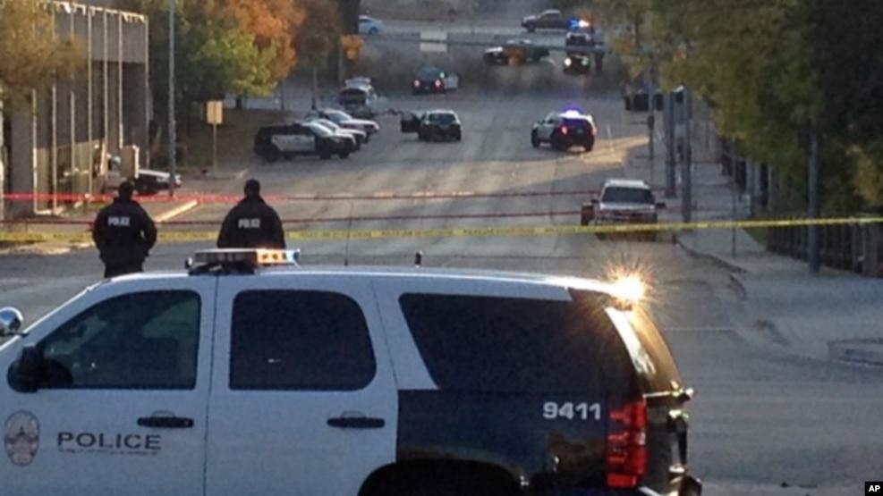 Dy incidente me armë në Teksas