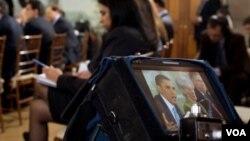Obama dijo que Cuba sigue el mismo sistema que últimamente el mundo ha reconocido como inservible.