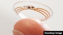 Google 'contact lense'
