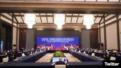 中国-东盟建立对话关系30周年特别外长会议6月7日和8日在中国重庆举行。