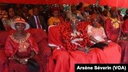 Disparition du 17e roi Makoko, Auguste Nguempio, à l'âge de 94 ans