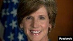 Sally Yates asumió como Secretaria de Justicia interina, cuando Loretta Lynch, dejó el cargo al final del gobierno de Barack Obama.