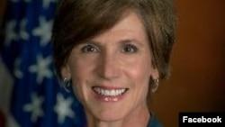 Sally Yates aguardava chegada do novo Procurador Geral da República.