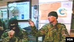 Pasukan pemberontak Chechnya