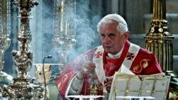 پاپ یک کاردینال انگلیسی را متبرک کرد