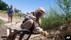 افغان چارواکي وایي وسله وال طالبان ډېر ځمکني ماینونه ښخوي