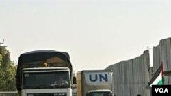 Salah satu titik perbatasan antara Israel dan Jalur Gaza (foto: dok).