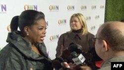 Opra feston hapjen e rrjetit të saj të ri televiziv OWN