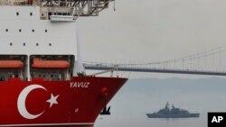 Yavuz sondaj gemisinin Kıbrıs'ın güneyinde sondaj çalışmaları başlatacak olması Rum Kesimi'nin tepkisine neden oldu.