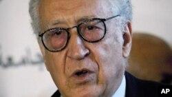 Đặc sứ Liên hiệp quốc-Liên đoàn Ả Rập Lakhdar Brahimi