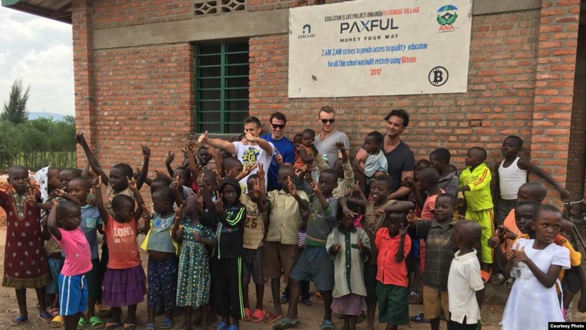 Philanthropy Aids Rwanda\'s Push for More Preschools – Webstynx