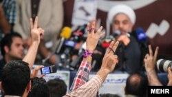 حسن روحانی، نامزد انتخابات ریاست جمهوری