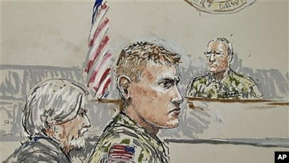 Us Soldier Sentenced To Life In Prison For Afghan Atrocities
