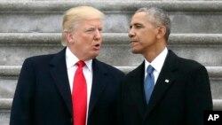 Ông Obama không tán đồng những chính sách của ông Donald Trump
