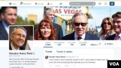 هری رید: رئیس جمهور اوباما برنامه جامع برای مبارزه با داعش دارد