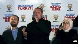 AKP Yerel Seçimlerde Güven Tazeledi