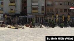 Zatovreni kafići na Severu Kosova