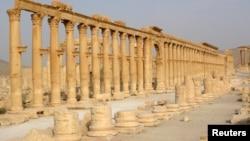 Palmira, Sirija