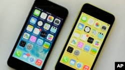 蘋果iPhone 5S手機