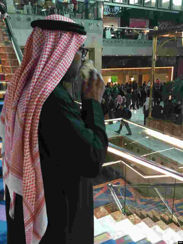 حاشیه های نشست بازسازی عراق در شهر کویت