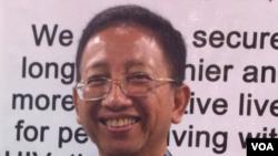 Zubairi Djoerban adalah Ketua Masyarakat Peduli AIDS Indonesia.