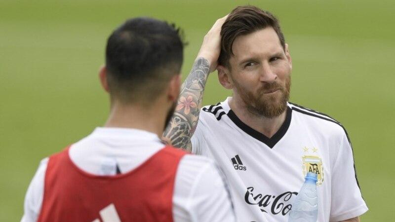 Messi face au Nigeria pour espérer aller en 8es