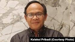Profesor Komaruddin Hidayat. (Foto: Koleksi Pribadi)