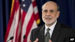 Kepala Bank Sentral Amerika, Ben Bernanke (Foto: dok).