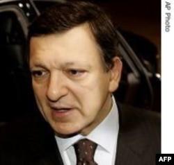 Predsednik EK Žoze Manuel Barozo
