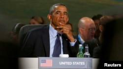 El presidente Barack Obama se dirigirá a la nación esta noche, a las 9 de la noche hora de Washington.