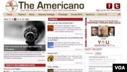 El sitio web persigue establecer un diálogo desde la derecha con los latinos.