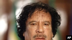 前利比亞領導人卡扎菲