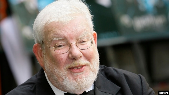 "British actor Richard Griffiths at the British premiere of movie ""Harry Potter and the Order of the Phoenix"" in London, (File Photo)."