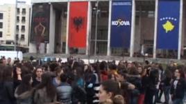 Festime në Tiranë për pavarësinë e Kosovës