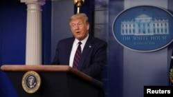 အေမရိကန္ သမၼတ Donald Trump